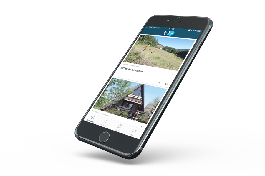 blukii Info App.