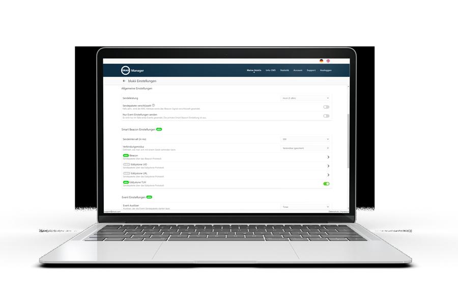 blukii Manager - Device Management
